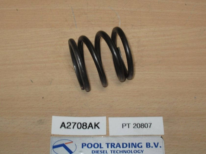 Twin disc mg 506 spring return clutch a2708ak spare for Pool trading