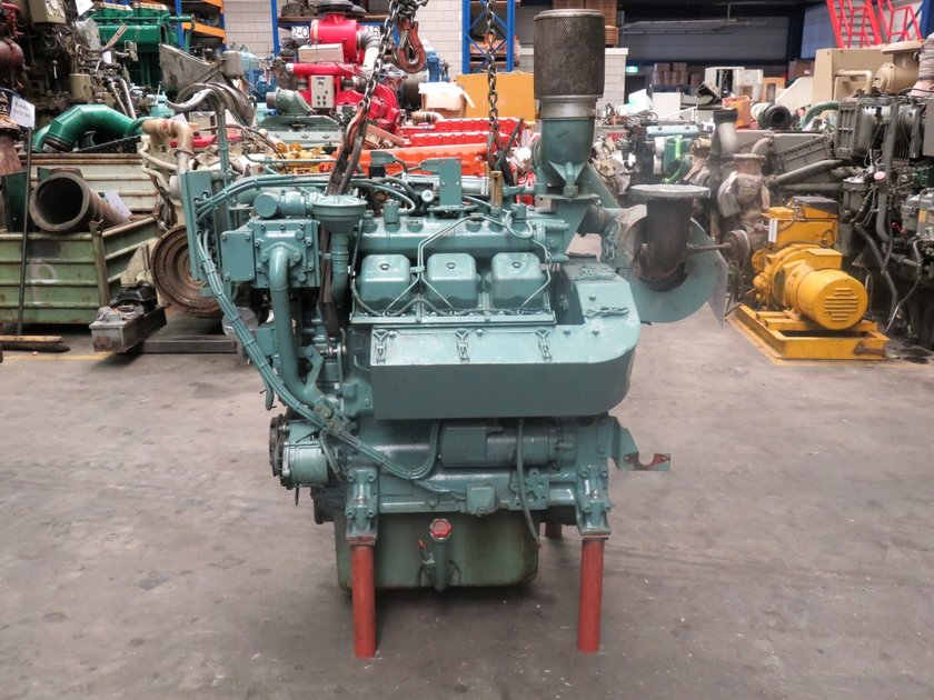 Mwm Tbd 234 V6 Diesel Engine Pool Trading