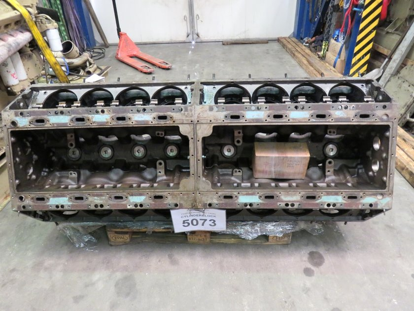 Advance Auto Parts Number >> DETROIT DIESEL 16V-149N (CYLINDERBLOCK) Spare Part - POOL ...