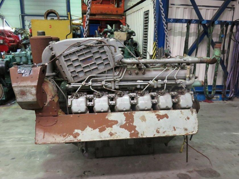 Diesel Engine Spare Parts Manufacturers Companies In Philippines Mail: DEUTZ BA 12M 816 Diesel Engine