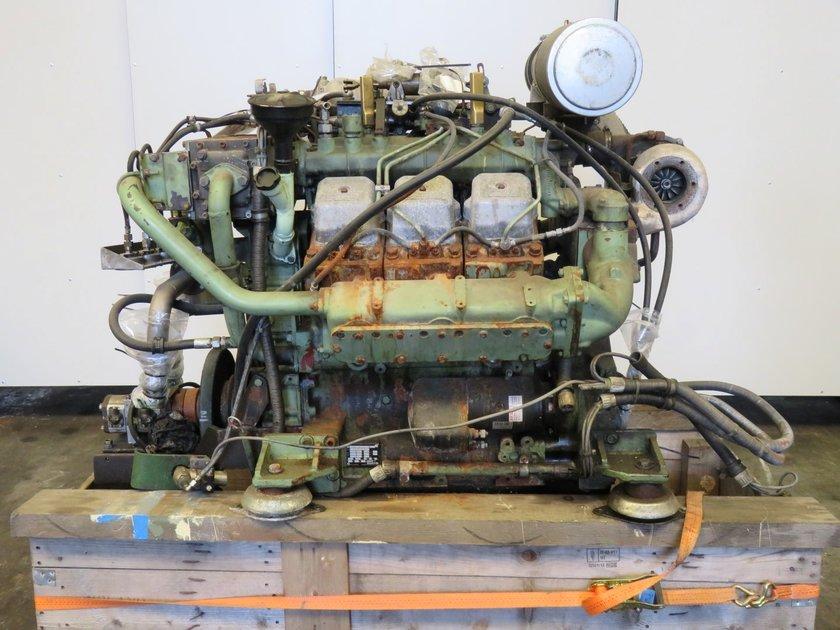 Mwm Tbd 234 V6 Diesel Engine Pool Trading