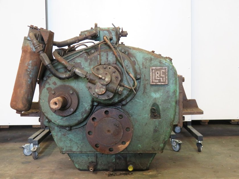 Diesel Engine Spare Parts Manufacturers Companies In Philippines Mail: LOHMANN STOLTERFOHT GUS 315A / 1372 BB Gearbox
