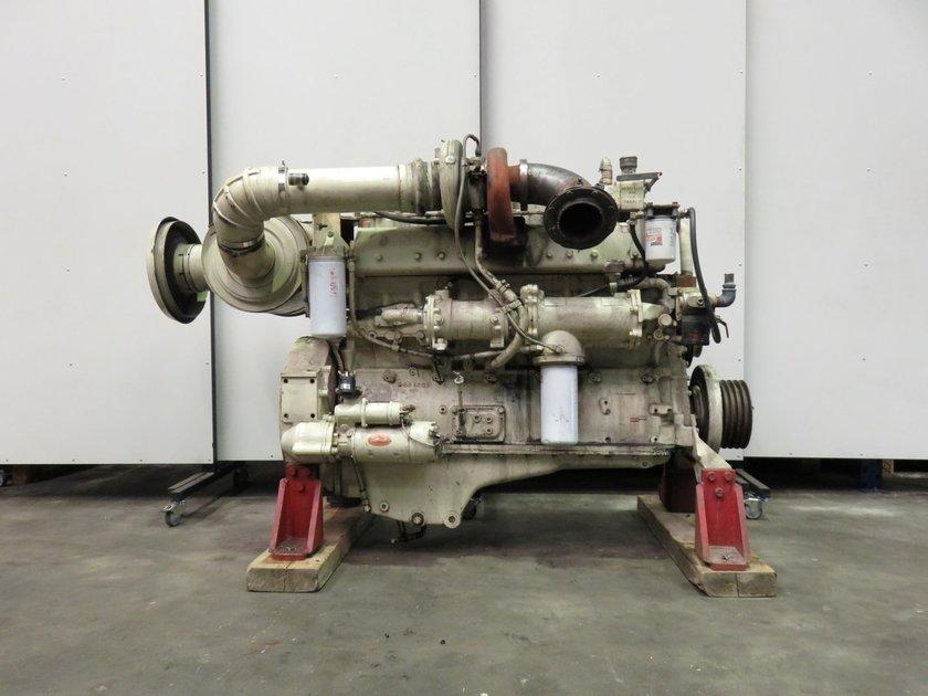 Cummins Turbo Diesel >> CUMMINS NTA 855 M Diesel Engine - POOL TRADING