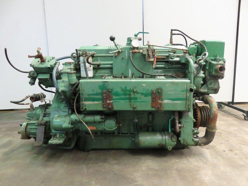 Detroit Diesel 6 71n Diesel Engine Pool Trading