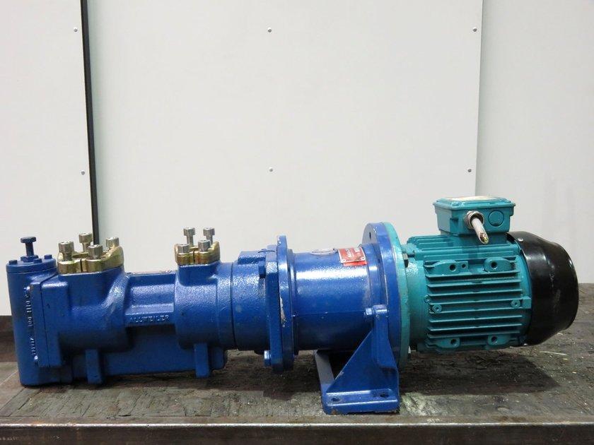 Allweiler pre lubrication pump trilub 40 r41 w115 for Furnace brook motors inventory