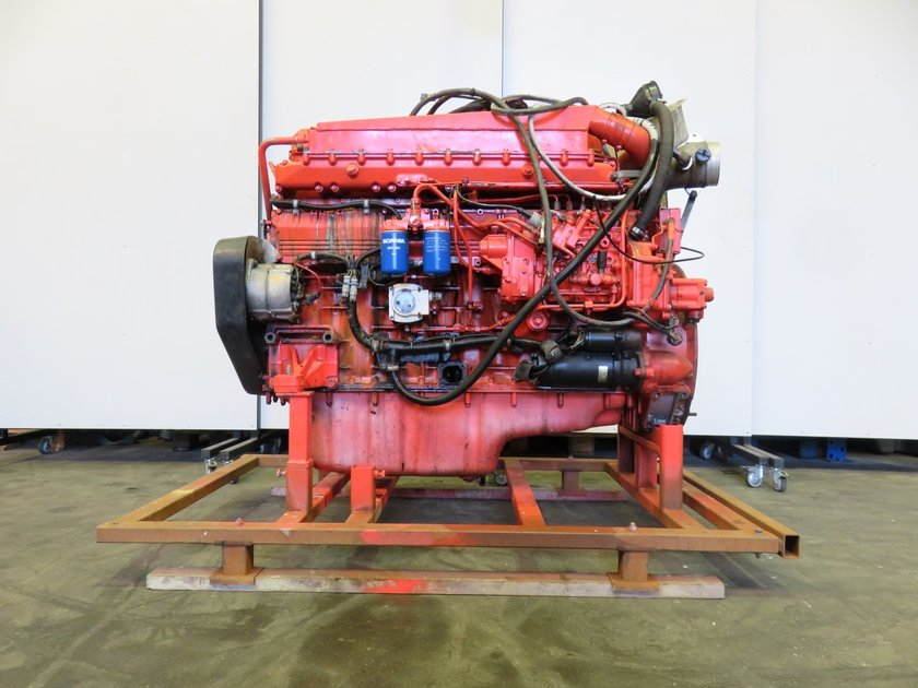 Diesel Engine Spare Parts Manufacturers Companies In Philippines Mail: SCANIA DI12-41M Diesel Engine
