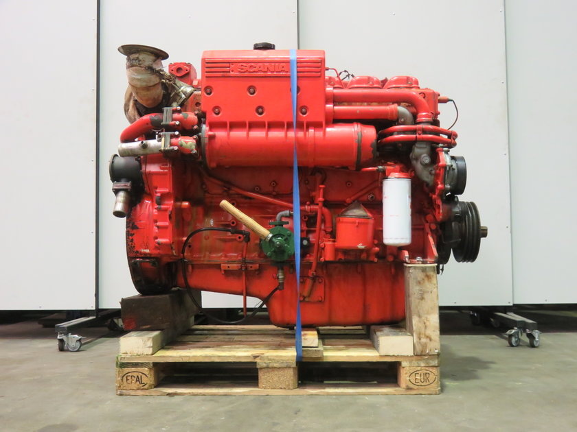 Diesel Engine Spare Parts Manufacturers Companies In Philippines Mail: SCANIA DI12-59M Diesel Engine