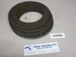 TWIN DISC MG-509 (CLUTCH PLATE, FACED DRIVING/A4480M)