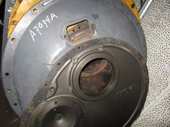 TWIN DISC MG-514 (HOUSING, FRONT/A7074A)