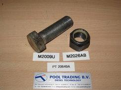 TWIN DISC MG-5114 (CONNECTION BOLT, FLANGE SHAFT/M2009U)