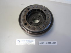 TWIN DISC MG-509 (CLUTCH ASSEMBLY/A4637 & A4636)