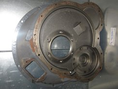 TWIN DISC MG-509 (HOUSING FRONT/P9824)