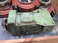 DEUTZ SBV 6M 628 (GOVERNOR DRIVE)
