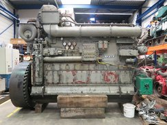 DEUTZ RBV 6M 545 (FOR PARTS)