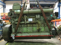 DEUTZ RBV 6M 545 ( complete or for parts )