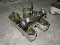 DEUTZ RBV 6/8M 545 (ROCKER ARMS WITH BRACKETS AND COVERS)