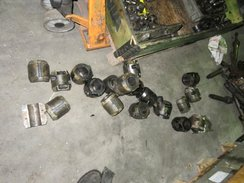 DEUTZ RBV 6/8M 545 (CAMSHAFT BEARING WITH ROLLERS)