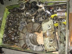 DEUTZ RBV 6/8M 545 (CAMSHAFT TAPPED COVERS)
