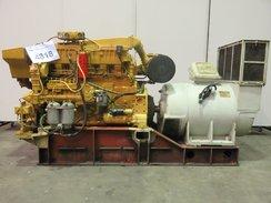 CATERPILLAR 3406B (GENERATOR SET)
