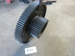 MWM 510 (DOUBLE GEARWHEEL/CASTING NUMBER/648313700100)
