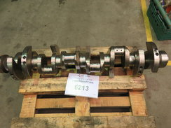 DEUTZ SBA 12M 816 (CRANKSHAFT / 02153299)