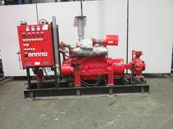 JOHN DEERE 6068 TF 220 (FIRE PUMP SET)