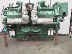 Used Diesel Engines - POOL TRADING