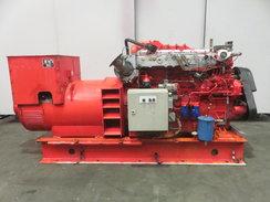 SCANIA DSI11-77 M 44 T (GENERATOR SET)