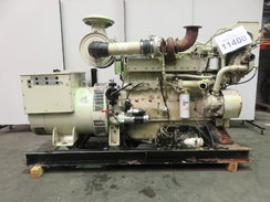 CUMMINS N855 DM (GENERATOR SET)
