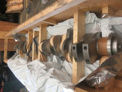 WARTSILA 9L 20 (CRANKSHAFT) (A/C type)