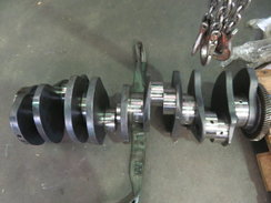 CATERPILLAR 3408 DITA (CRANKSHAFT)