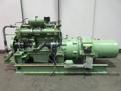 MERCEDES BENZ OM 346 (GENERATOR SET)