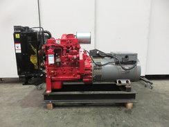 IVECO F4 GE 0455A*F650 (GENERATOR SET)