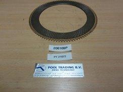 TWIN DISC MG-5202/5205 (PLATE/206106P)
