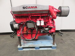 SCANIA DI12-59M CCR II