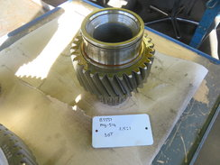 TWIN DISC MG-514 (GEAR PINION 2.50:1/B5551)