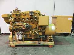 CATERPILLAR 3406C (GENERATOR SET)