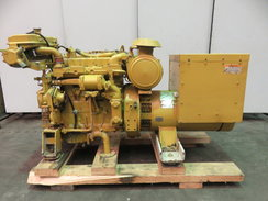 CATERPILLAR 3304 DIT (GENERATOR-SET)