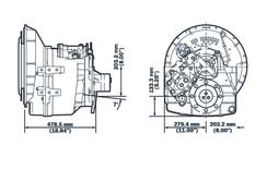 TWIN DISC MG-5114A