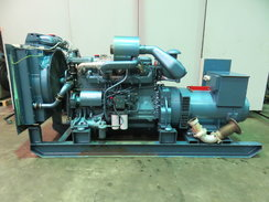 DAF DKT 1160 AG (GENERATOR SET)
