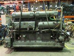 DEUTZ RV 6M 536 ( complete or for parts )