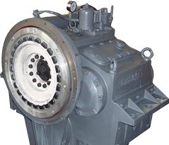 Marine Gearboxes and Power Shift Transmissions