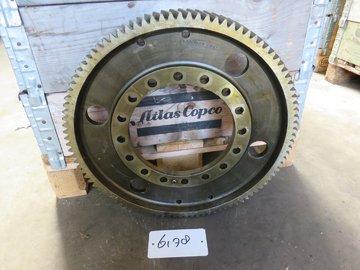 MWM 510 (GEARWHEEL/CASTING NUMBER/651003718044)