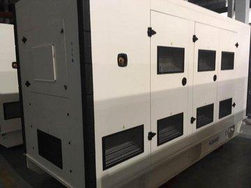 DOOSAN P158LE (NEW GENERATOR SET)