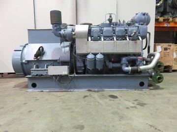 MTU 8V 396 (GENERATOR SET)