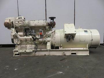 VOLVO PENTA TD 120 AHC (GENERATOR SET)