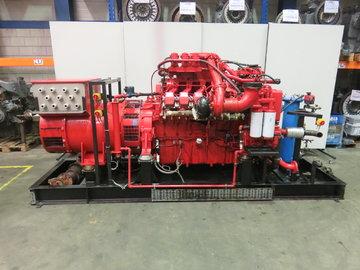 MTU 12V2000 (BIO DIESEL GENERATOR SET)