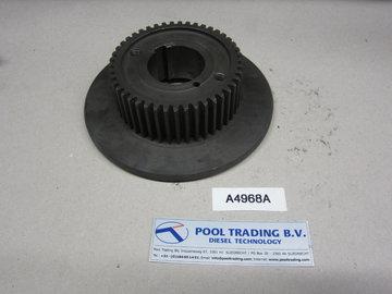 TWIN DISC MG-509 (PLATE, HUB-AND-BACK/A4968A)