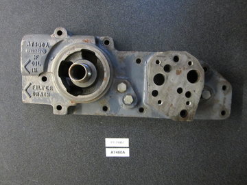 TWIN DISC MG-520-1 (CARRIER, VALVE, FILTER/A7460A)
