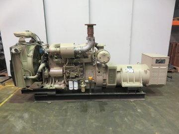 DAF DKT 1160 A (GENERATOR SET)